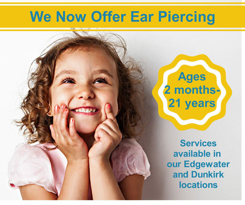 Ear Piercing Ad