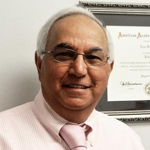 Azam Baig, M.D., F.A.A.P. of South River Pediatrics