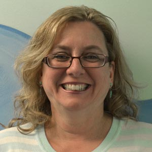 Holly Mohr, CRNP, of South River Pediatrics